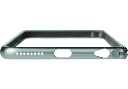 Чехол-бампер для iPhone 6 - Aluminum - Space Gray (КД)