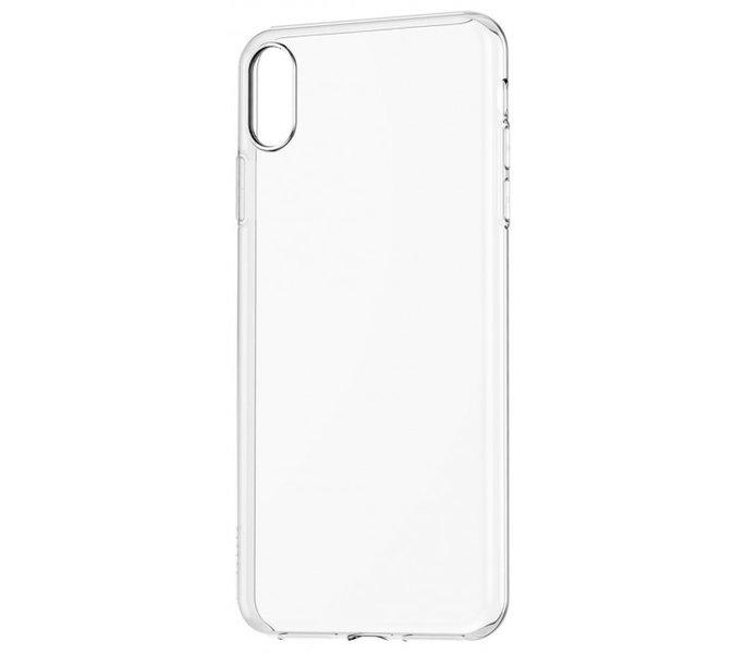 Чехол-накладка для iPhone XR - Baseus Simplicity Series - Transparent (ARAPIPH61-B02)