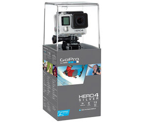 Экшен камера GoPro HERO 4 Silver Standard