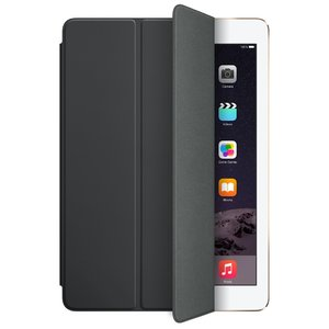 Чехол-подставка для iPad Air 2 - Apple Smart Cover - Black (MGTM2)
