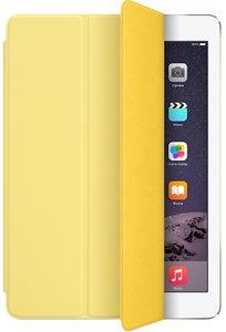 Чехол-подставка для iPad Air 2 - Apple Smart Cover - Yellow (MGXN2)
