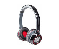 Наушники Monster Nick Cannon NCredible NTune On-Ear Headphones - Black with Red (MNS-128893-00)