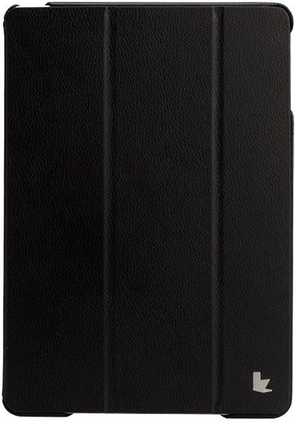 Чехол-книжка для iPad Air/Air 2 - JISONCASE Executive Smart Case - Black (JS-ID5-01H10)