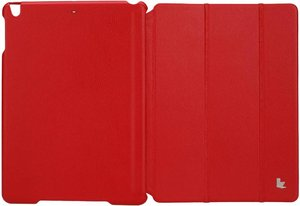 Чехол-книжка для iPad Air/Air 2 - JISONCASE Executive Smart Case - Red (JS-ID5-01H30)