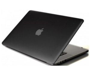 "Чехол-накладка для MacBook Air 11"" iPearl Crystal Case - Black (38435)"
