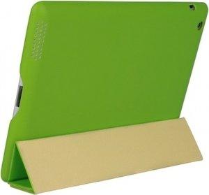 Чехол-книжка для iPad Air/Air 2 - JISONCASE Executive Smart Case - Green (JS-ID5-01H70)