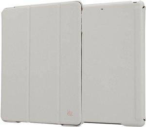 Чехол-книжка для iPad Air/Air 2 - JISONCASE Executive Smart Case - White (JS-ID5-01H00)