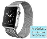 Apple Watch 42mm Stainless Steel Milanese Loop (150-200mm)(MJ3Y2)