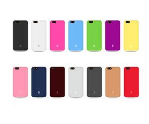 Чехол-накладка для iPhone 6/6s - Stoneage Color Block - Black (C8350) - фото 2