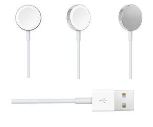 Кабель для зарядки Apple Watch с магнитным креплением (0,3 м) (MLLA2) - фото 4