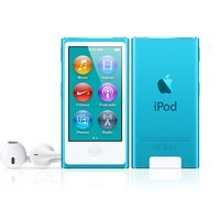 Apple iPod nano 7Gen 16Gb Blue (MD477) 2012