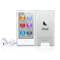 Apple iPod nano 7Gen 16Gb Silver (MD480) 2012
