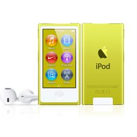 Apple iPod nano 7Gen 16Gb Yellow (MD476) 2012