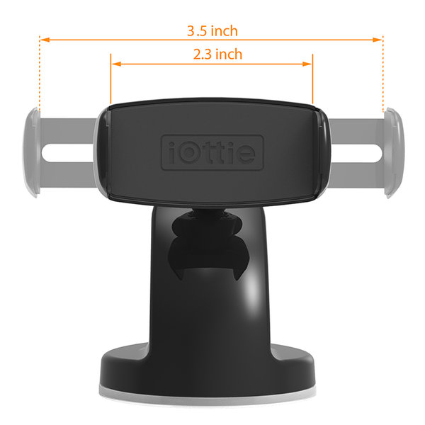 iOttie Easy View 2 (Black) - автодержатель для iPhone (HLCRIO115)