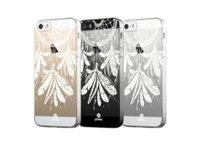 Чехол-накладка для iPhone 5/SE - Modern Nation Ловец снов - White