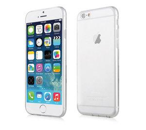 Чехол-накладка для iPhone 6 - Silicon Case - Clear