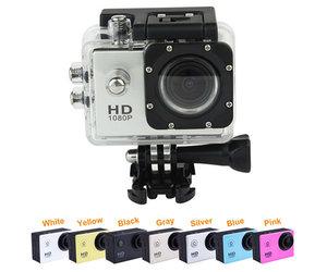 Экшен камера SJCAM SJ4000 Yellow Edition