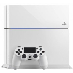 Игровая приставка Sony PlayStation 4 (PS4) Glacier White