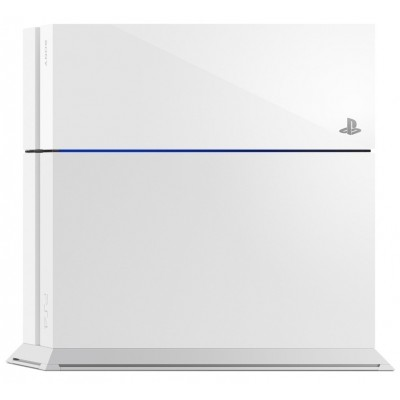 Игровая приставка Sony PlayStation 4 (PS4) Glacier White + Destiny