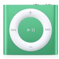 Apple iPod shuffle 4Gen 2GB Green (MD776)