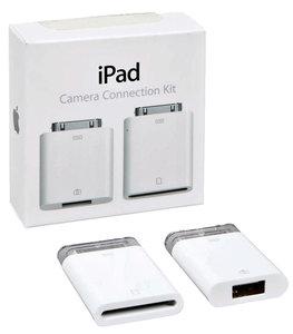 Набор адаптеров Apple iPad Camera Connection Kit (MC531)