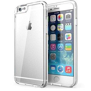 Чехол-накладка для iPhone 6 Plus - Silicone Case - Clear