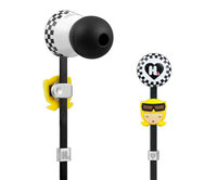 Наушники Monster Harajuku Lovers In-Ear Featuring Interchangeable Faces (MNS-128691-00)