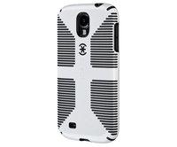 Чехол-накладка для iPhone 6/6s - Speck CandyShell Grip - White/Black (SP-SPK-A3051)