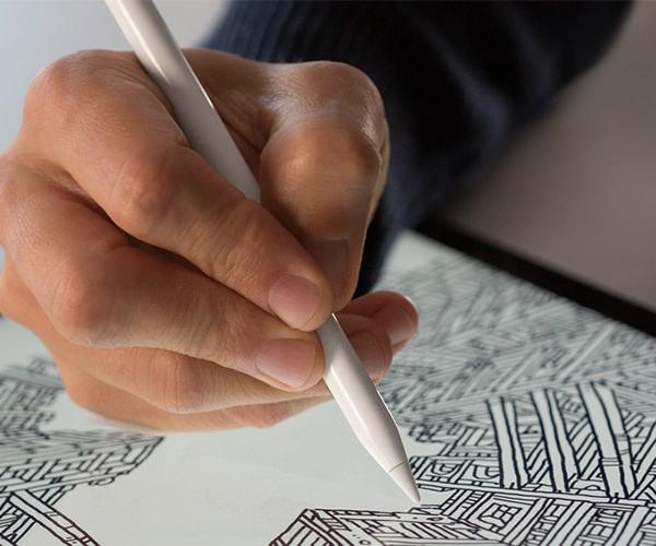 Стилус Apple Pencil (MK0C2)