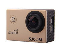 Экшен камера SJCAM SJ4000 Gold Edition (Wi-Fi)