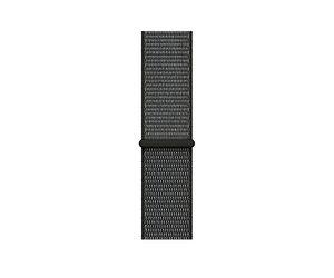 Apple Watch Series 3 (GPS + Cellular) 42mm Space Gray Aluminum w. Dark Olive Sport L. (MQK62)