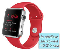 Apple Watch 42mm Stainless Steel Sport Band (PRODUCT)RED (MLLE2)