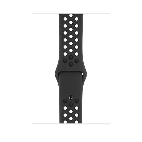 Apple Watch Series 4 Nike+ (GPS) 40mm Space Gray Aluminum w. Anthracite/Black Sport B. (MU6J2)