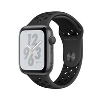 Apple Watch Series 4 Nike+ (GPS) 40mm Space Gray Aluminum w. Anthracite/Blk Sport Band (MU6J2)