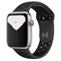 Apple Watch Nike Series 5 LTE 44mm Space Gray Aluminum w. Anthracite/Black Nike Sport Band (MX3A2/MX3F2)