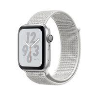 Apple Watch Series 4 Nike+ (GPS) 44mm Silver Aluminum w. Summit White Nike Sport L. (MU7H2)