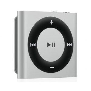 Apple iPod shuffle 4Gen 2GB Silver (MD778)