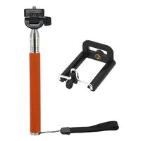 Cкладной штатив-монопод Monopod Z07-1 (Orange)