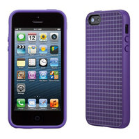 Чехол-накладка для iPhone 5/5s/SE - Speck PixelSkin HD - Grape Purple (SP-SPK-A1584)