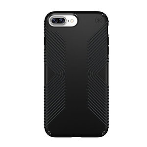 Чехол-накладка для iPhone 7 Plus/8 Plus - Speck Presidio Grip - Black/Black (SP-79981-1050)