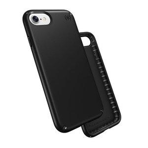 Чехол-накладка для iPhone 7/8/SE - Speck Presidio - Black/Black (SP-79986-1050) - фото 4