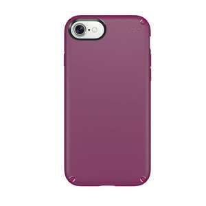 Чехол-накладка для iPhone 7/8/SE - Speck Presidio - Syrah Purple/Magenta Pink (SP-79986-5748)