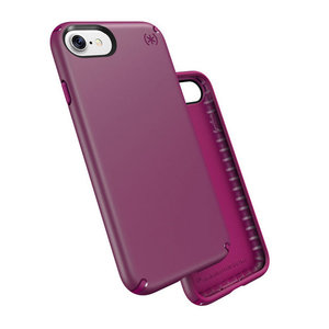 Чехол-накладка для iPhone 7/8/SE - Speck Presidio - Syrah Purple/Magenta Pink (SP-79986-5748) - фото 1