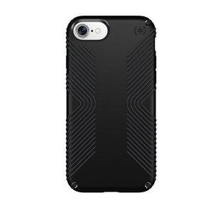 Чехол-накладка для iPhone 7/8 - Speck Presidio Grip - Black/Black (SP-79987-1050)