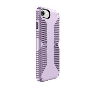 Чехол-накладка для iPhone 7/8/SE - Speck Presidio Grip - Whisper Purple/Lilac Purple (SP-79987-5734) - фото 2