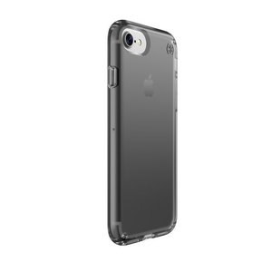 Чехол-накладка для iPhone 7/8/SE - Speck Presidio - Clear/Onyx Black Matte (SP-79988-5747) - фото 1
