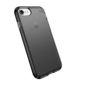 Чехол-накладка для iPhone 7/8 - Speck Presidio - Clear/Onyx Black Matte (SP-79988-5747) - фото 4