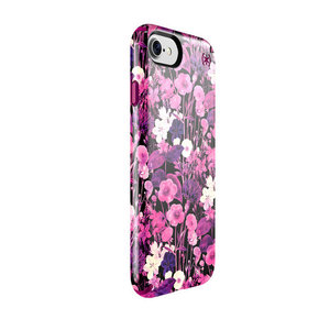 Чехол-накладка для iPhone 7/8/SE - Speck Presidio Inked - Floweretch Pink/Magenta Pink (SP-79990-5755) - фото 4
