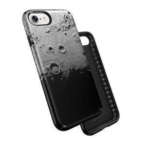 Чехол-накладка для iPhone 7/8/SE - Speck Presidio Inked - Darkmoon Black Metallic/Black (SP-79990-5756) - фото 2