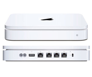 Беспроводной маршрутизатор Apple Time Capsule 2TB (MD032)